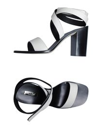 CALVIN KLEIN - High-heeled sandals