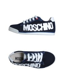 MOSCHINO TEEN - Low-tops