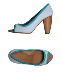 VICINI - Pumps with open toe