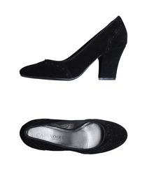 CAFe'NOIR - Closed-toe slip-ons