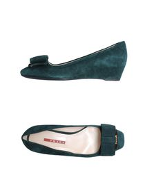 PRADA SPORT - Closed-toe slip-ons