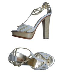 ROBERTO CAVALLI - Platform sandals