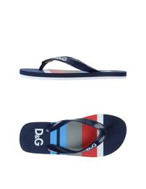 D&G JUNIOR - Flip flops