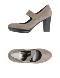 CRISTAL - Closed-toe slip-ons