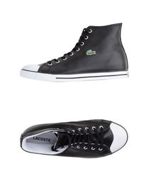 LACOSTE - High-top sneaker
