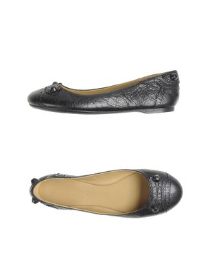 BALENCIAGA - Ballet flats