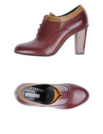DRIES VAN NOTEN - Lace-up shoes