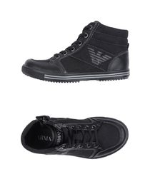 ARMANI JUNIOR - Low-tops