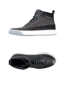 LANVIN - High-top trainers