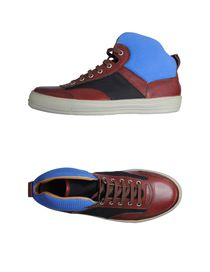 DRIES VAN NOTEN - High-top sneaker