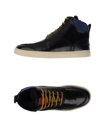 DSQUARED2 - High-top trainers