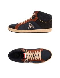 LE COQ SPORTIF - High-top sneaker