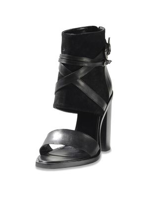 Footwear DIESEL BLACK GOLD: WRAPSY