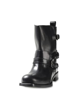 Shoes DIESEL BLACK GOLD: MOTO-HB