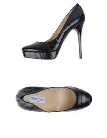 JIMMY CHOO LONDON - Platform pumps