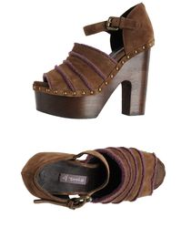 A TROIS - Platform sandals