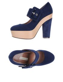 L' AUTRE CHOSE - Closed-toe slip-ons