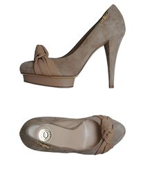 ELISABETTA FRANCHI - Closed-toe slip-ons