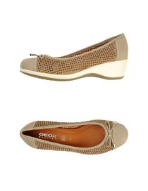 GEOX - Closed-toe slip-ons