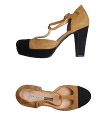 CHIARINI BOLOGNA - Closed-toe slip-ons
