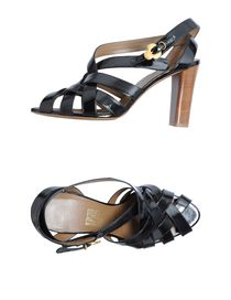 SALVATORE FERRAGAMO - High-heeled sandals