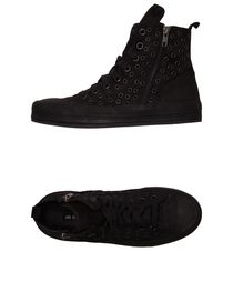 ANN DEMEULEMEESTER - High-top sneaker
