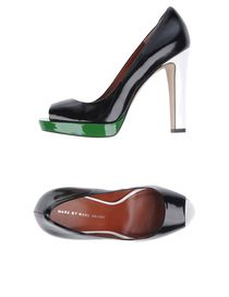 MARC BY MARC JACOBS - Pumps with open toe