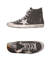 GOLDEN GOOSE - High-top sneaker