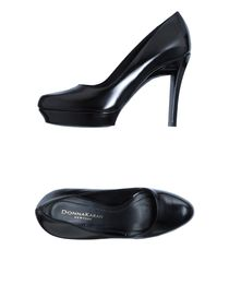 DONNA KARAN - Closed-toe slip-ons