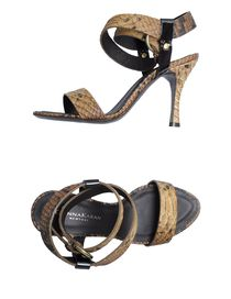 DONNA KARAN - High-heeled sandals