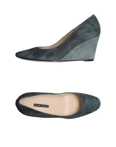 DANIELE ANCARANI - Closed-toe slip-ons
