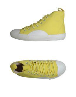 Coming Soon Footwear Hightop Trainers