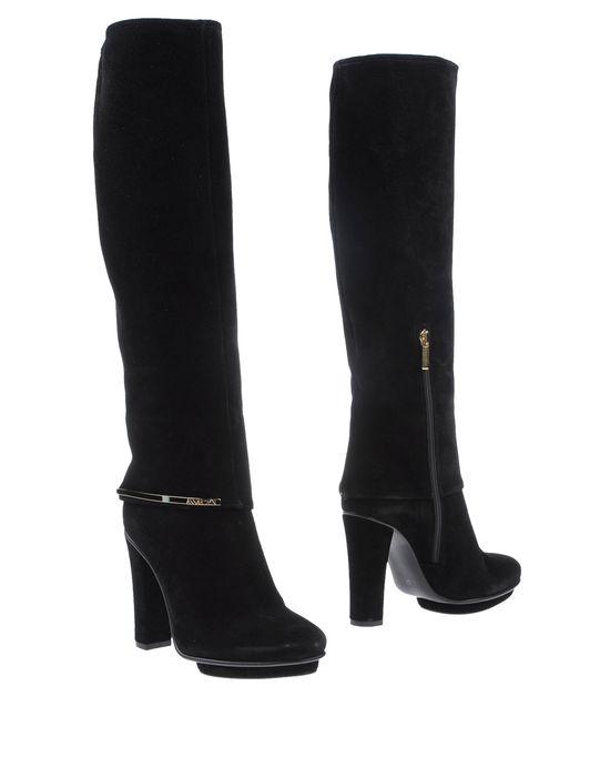 Купить Сапоги на каблуке ANNARITA N. со скидкой в интернет магазине с доставкой. ANNARITA N модные коллекции SS FW