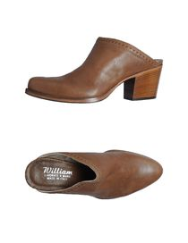 WILLIAM - Open-toe mule