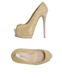 GIANMARCO LORENZI - Decolletes open toe