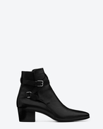 Signature BLAKE 40 Jodhpur Boot In Black Leather