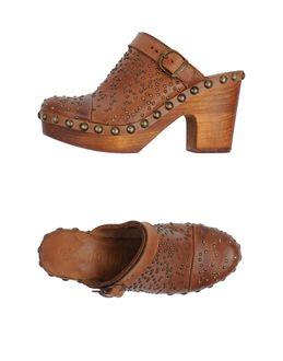 Giorgio Brato Footwear Mules
