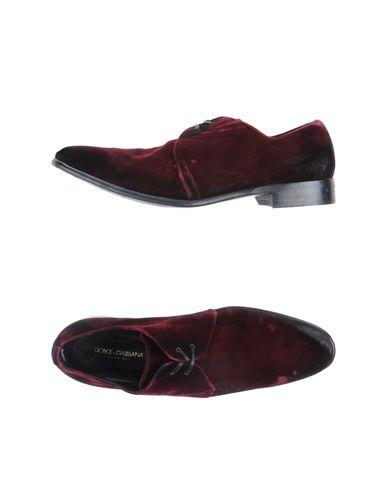 Обувь на шнурках DOLCE & GABBANA 44544627SD