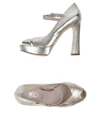 KORS MICHAEL KORS - Pumps with open toe