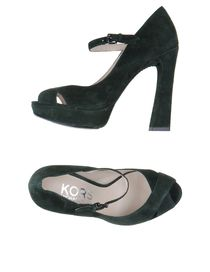 KORS MICHAEL KORS - Courts with open toe