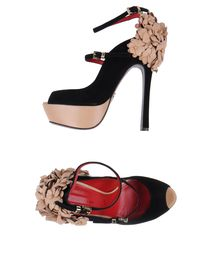 CESARE PACIOTTI - Pumps with open toe