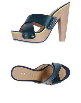 Sandalias con plataforma - VICINI EUR 95.00