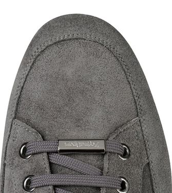 ZEGNA SPORT: Sneakers Black - Dark brown - 44547123DO