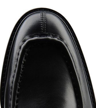 ERMENEGILDO ZEGNA: Laced shoes Black - 44547124FX