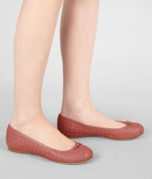 BOTTEGA VENETA - Shoes, Boucher Intrecciato Nappa Ballerina
