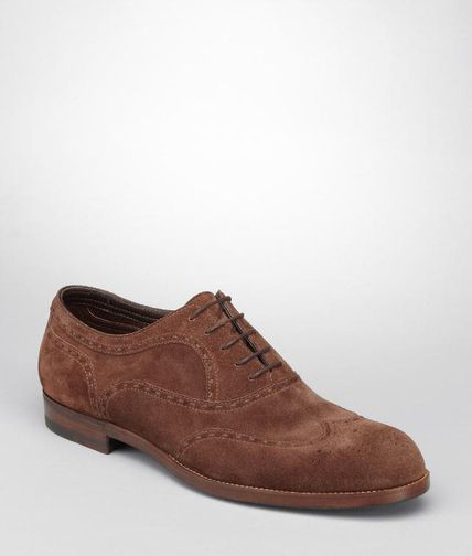 BOTTEGA VENETA - Calf Suede York Shoe