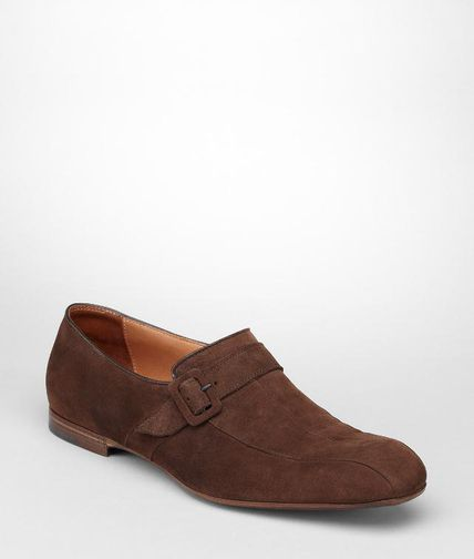 BOTTEGA VENETA - Calf Suede Shoe