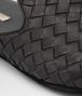 BOTTEGA VENETA Nero Intrecciato Foulard Calf Slipper Mocassin or Slipper U ap