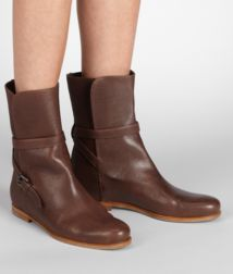 BOTTEGA VENETA - Shoes, Espresso Calf Boot