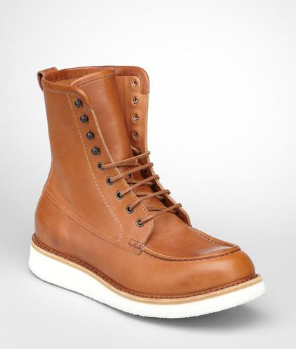 BOTTEGA VENETA - Cuir Boot